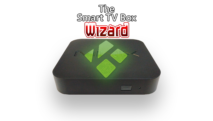 The Smart TV Box Wizard will instantly update Kodi with our latest build of great add-ons