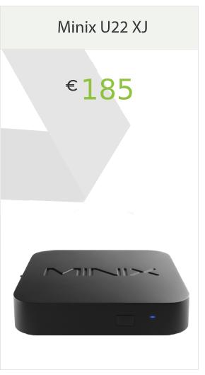 Minix U22 XJ