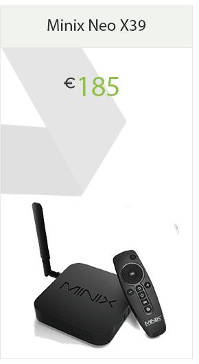 Minix Neo X39
