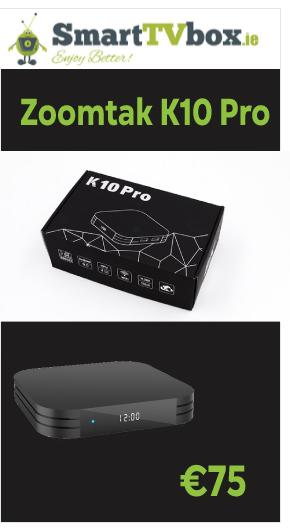Zoomtak K10 Pro