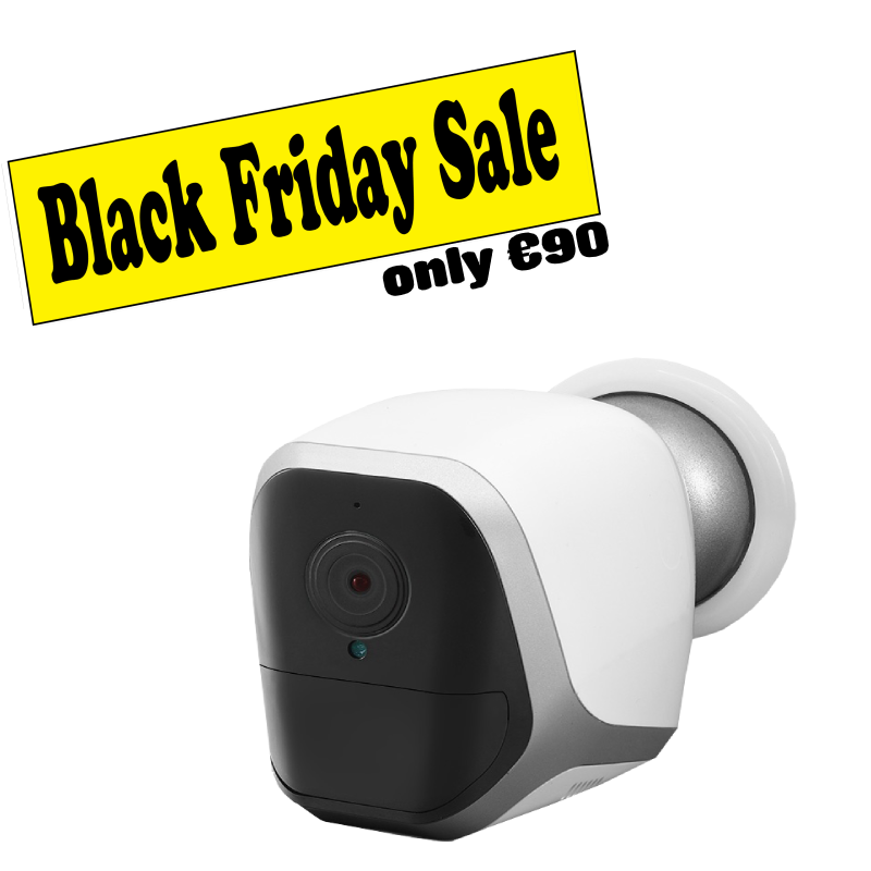 A6 Security Camera Black Friday