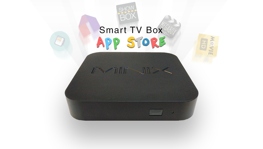 The SmartTVBox App Store puts all the best streaming apps in one easy-to-access place