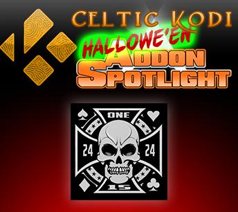 Celtic Kodi Add-On Spotlight: Halloween Special