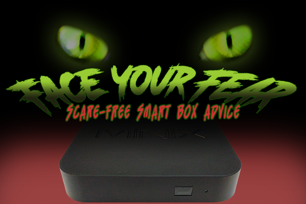 Face Your Fear - SmartTVBox.ie