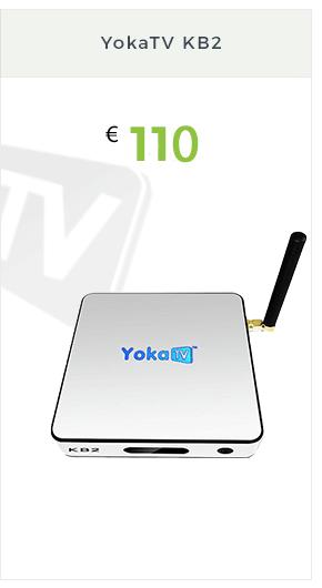 YokaTV KB2
