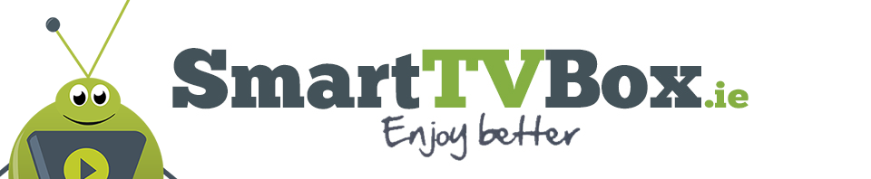 Smart Android TV Box - Best Android Kodi TV Boxes in Ireland