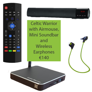 Celtic warrior bundle(8)