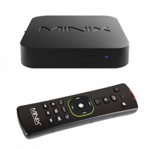MINIX NEO U22-XJ With A2 Airmouse1