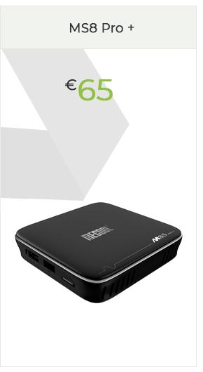 MS8 Pro +